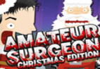 Was Amateur surgeon christmas very pity