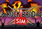 Rock Band Sim