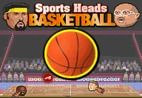 Sports Heads Basketball