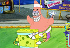 SpongeBob SquarePants Bikini Bottom Bust Up