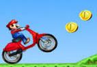 Mario Bros Motobike Hacked